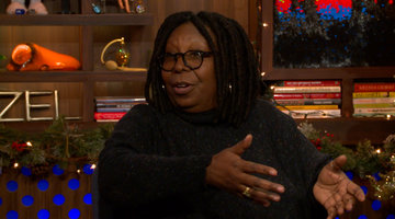 Whoopi's Touching Patrick Swayze Story