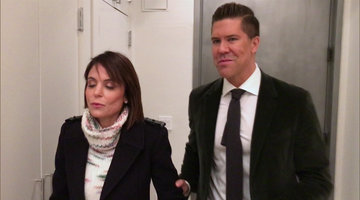 Bethenny Frankel Comes Face to Face With Her Old Life