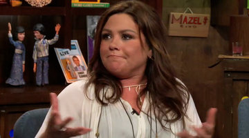 Rachael Ray Dishes on Paula Dean