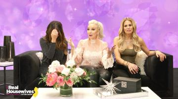Was Margaret Josephs Wishing For Rain on Danielle Staub's Wedding Day?