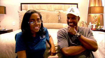 Married to Medicine Ladies React to *That* Gossip Blog About Quad's Husband