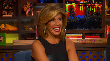 Hoda Gushes About Her Man!