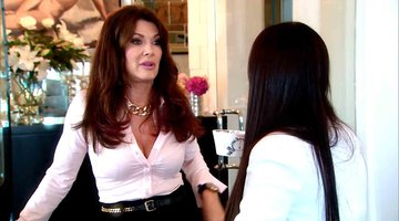 Lisa Vanderpump Is Upset By Kyle's Omission