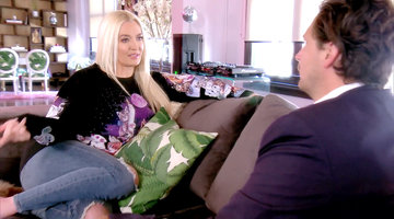 Erika Girardi Reveals a Painful Moment From Her Past