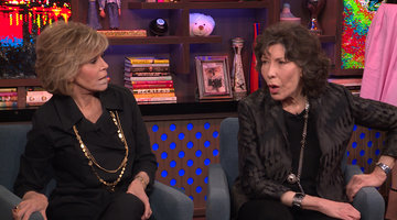 Jane Fonda & Lily Tomlin Praise Time's Up