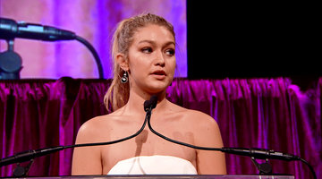 Gigi Hadid Gives a Touching Tribute to Her Mom