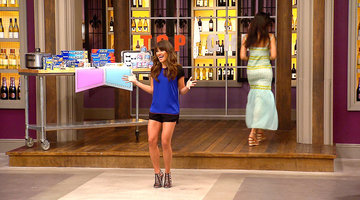 Lea Michele Enters the Top Chef Kitchen