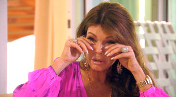 Lisa Vanderpump Breaks Down in Puerto Rico