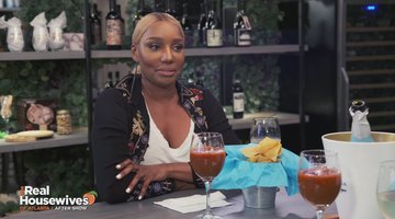 "Nene Leakes Says Cynthia Bailey Was ""Very Passive Aggressive"" During Their Sit Down"