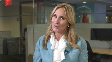 Sonja Morgan Campaigns to be Your Chief of Laughs with Ramona Singer