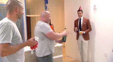 Fredrik Eklund Throws a Picnic for the Construction Workers