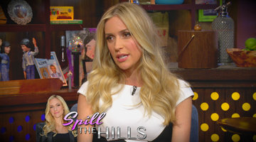 Kristin Spills on 'The Hills'!