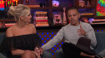 Evan Ross is Friends with Ashlee Simpson's Exes
