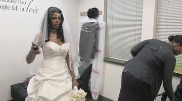 Exclusive: No One Said Being a Bride Was Easy