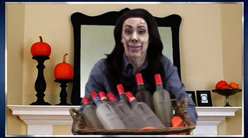 Bethenny Frankel's Halloween Message