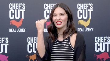 Olivia Munn is Insecure About Her Eyelash Curler