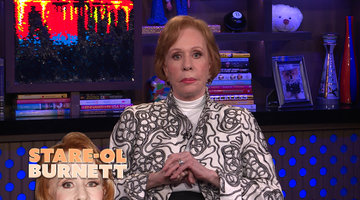 Carol Burnett Once Fell Asleep During a Live Performance