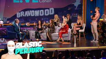 The #RHOBH Wives' Plastic Surgery