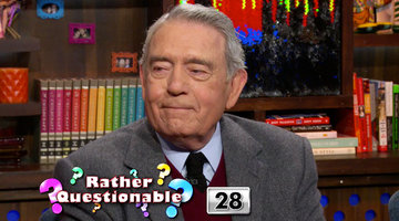 That Time Dan Rather Tried Heroin…