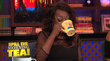 Star Jones Spills 'The View' Tea