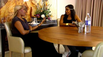 Unseen Footage: NeNe and Sheree Spill More Tea