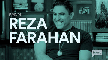 5 Reasons We Love Reza Farahan