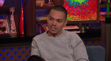 Evan Ross's Favorite Michael Jackson Moment