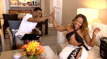 Phaedra Parks Debuts Another Scandalous Bikini