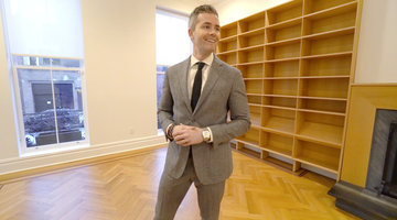 Ryan Serhant Gives Us a Tour of His Massive Brooklyn Townhouse...Remodel Pending!