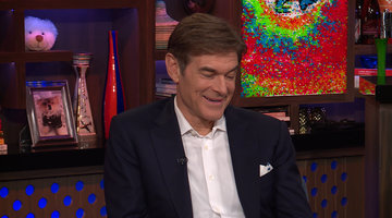 Dr. Oz on Visiting The Pope with Katy Perry