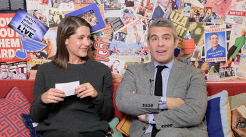 Ask Andy: Is Andy Cohen on Tinder?