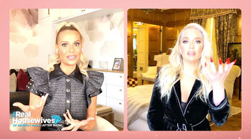 Erika Jayne and Dorit Kemsley Explain How They Come Up With Their Over-the-Top Looks on Girls' Trip