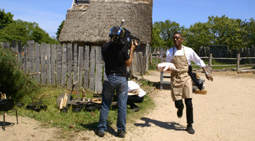 Behind the Kitchen Door: Plimoth Plantation