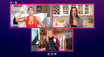 The Ladies of Bravo's Chat Room React to an Australian Couple's Request for Cash at Their Wedding
