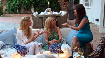 Will Lisa Come to Brandi's Party?