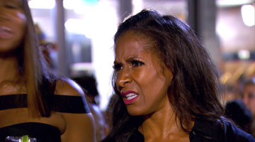 Kenya and Sheree's Shady Showdown
