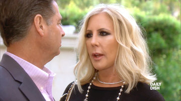 A Timeline of Vicki Gunvalson and Steve Lodge's Romance Before They Get Married