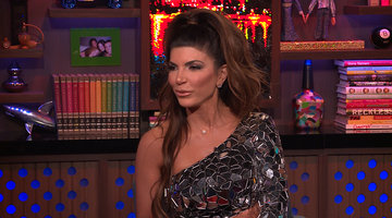 Teresa Giudice Reacts to Joe Giudice's Photos with Other Women