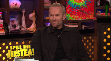 Bob Harper Spills the RHONJ Tea