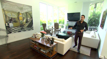 Tour Josh Altman's Home