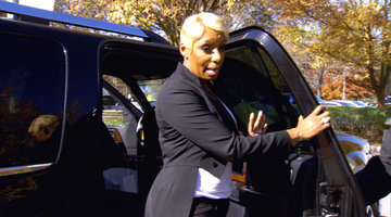 NeNe Walks Out of Phaedra's Event
