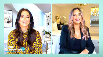 "Kyle Richards Still Doesn't Understand Everyone's Fascination With Her ""Weird"" Friendship With Teddi Mellencamp Arroyave"