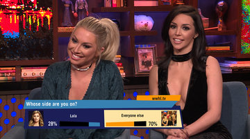 Did Stassi Gang Up on Lala?