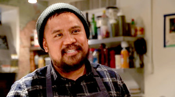 Sheldon Simeon Talks About His Second Shot at Top Chef