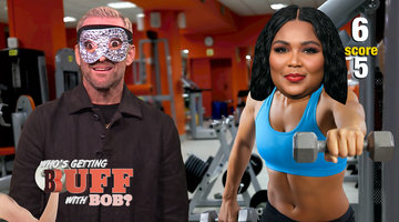 Who's Getting Buff with Bob Harper?