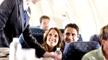 10 Ways to Make Flying Commercial Feel Comfy