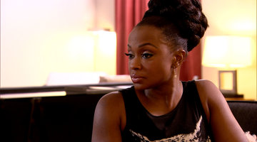 Phaedra Leaves Apollo Behind
