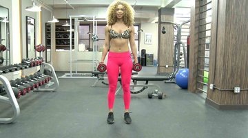 Work Out New York Exercises : Layla's Full Body Work Out