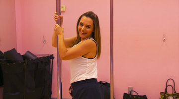 Things Get Spicy at This Texicanas Pole Dancing Class!