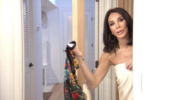 Tour Danielle Staub's Very Peaceful New Jersey Home